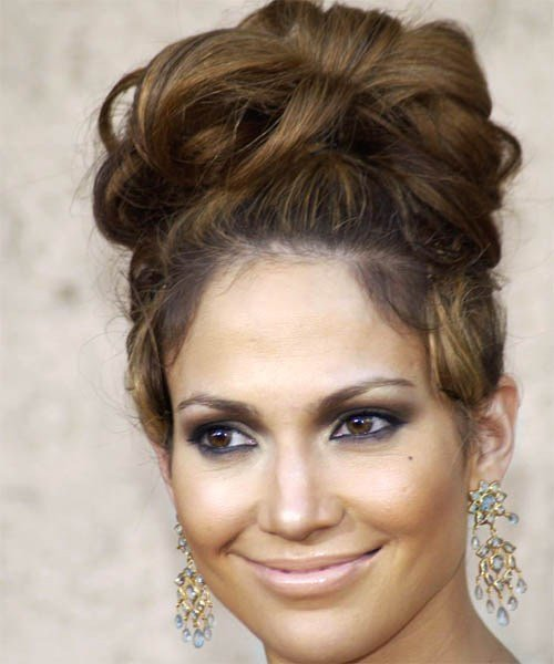 The Best Mispkemaci Jennifer Lopez Hairstyles Curly Pictures