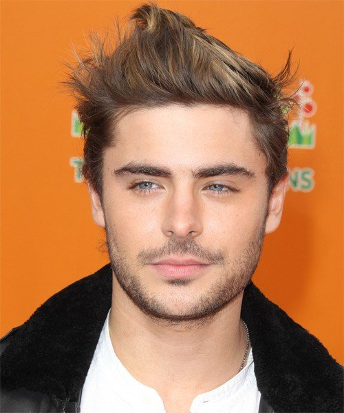 The Best Zac Efron Hairstyles In 2018 Pictures