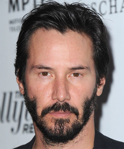 The Best Keanu Reeves Hairstyles In 2018 Pictures