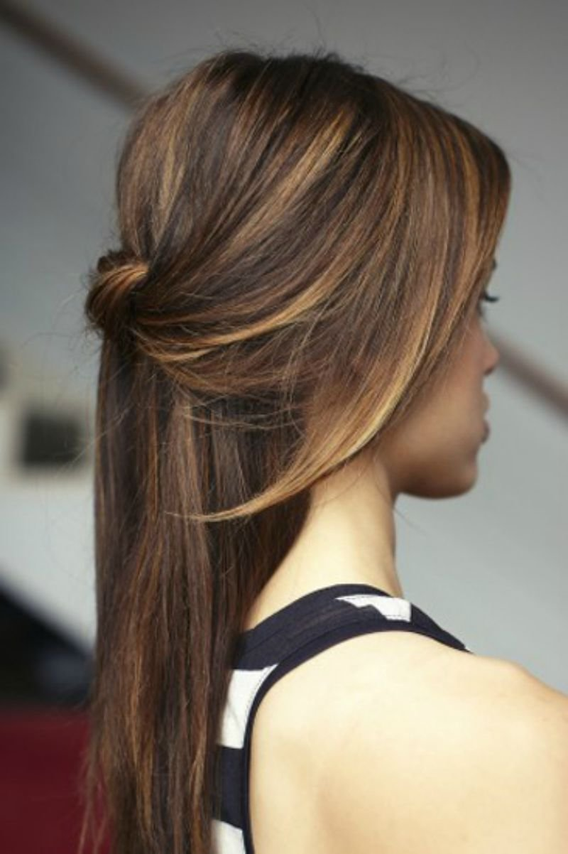 The Best Top 30 Half Up Half Down Hairstyles Pictures