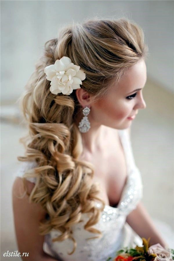 The Best Perfect Wedding Hairstyles For 2016 Pictures