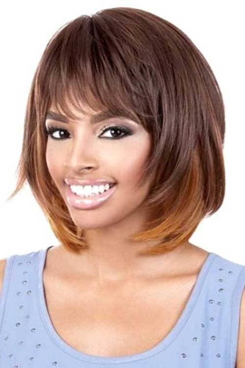 The Best 22 Stylish And Perfect Layered Bob Hairstyles For Women Pictures