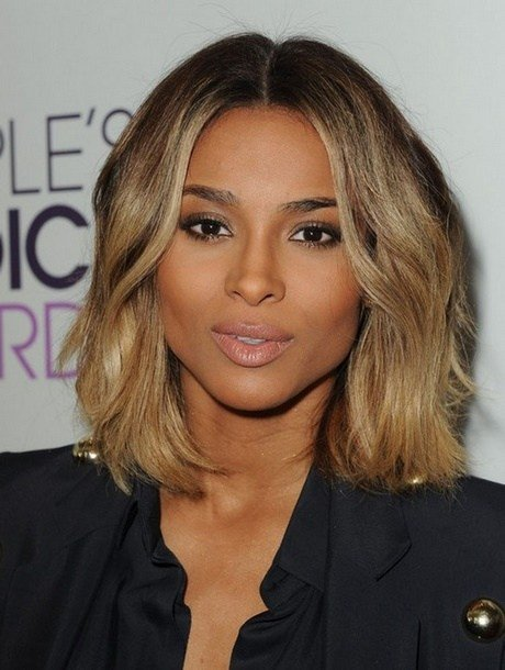 The Best Medium Length Hair Middle Part Pictures