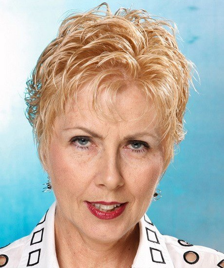 The Best Short Hair Styles For Seniors Pictures