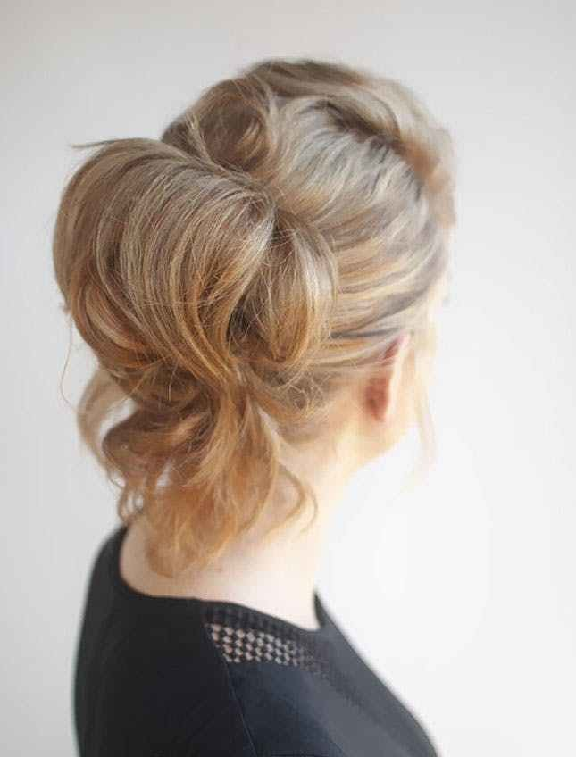 The Best 20 Fancy Ponytails Guaranteed To Turn Heads Brit Co Pictures