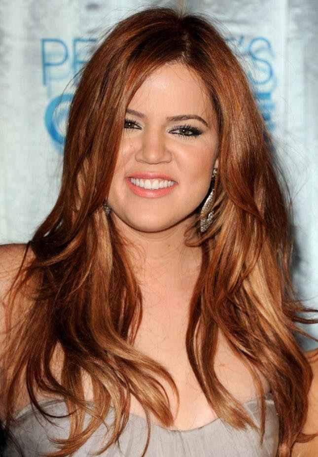The Best Then And Now Khloe Kardashian's Epic Hair Evolution Pictures