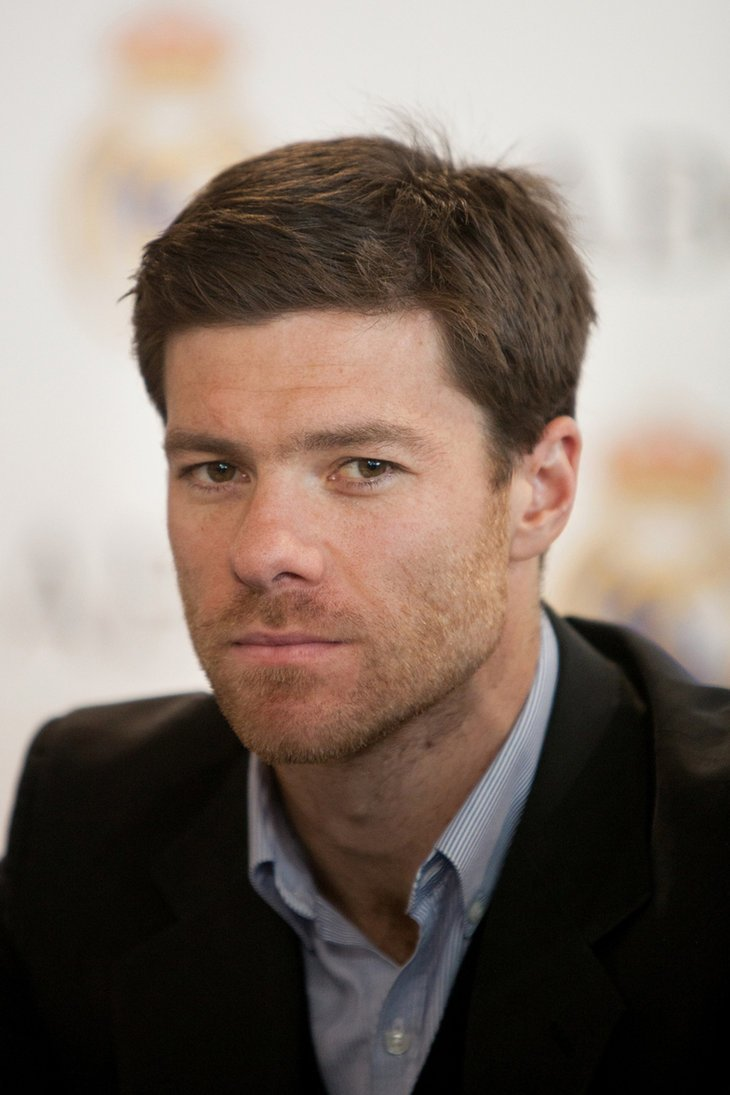 The Best Xabi Alonso Hair Hairstyles And Haircuts Style Guide With Pictures