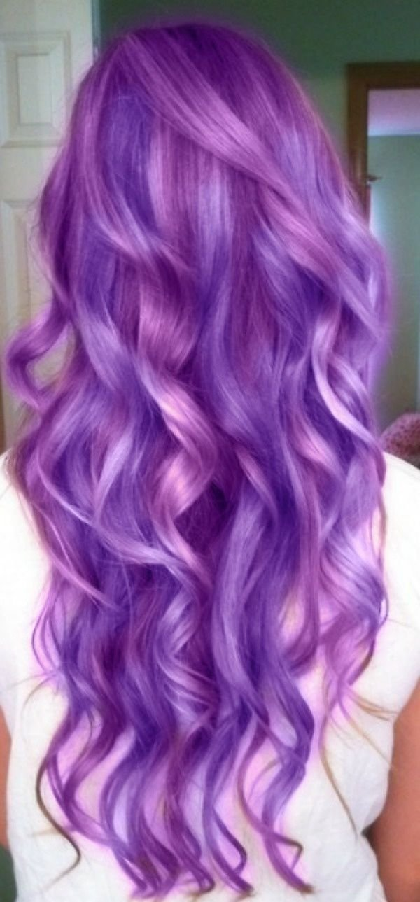 The Best Before You Ask For Purple Hair Hair Salon The Pictures