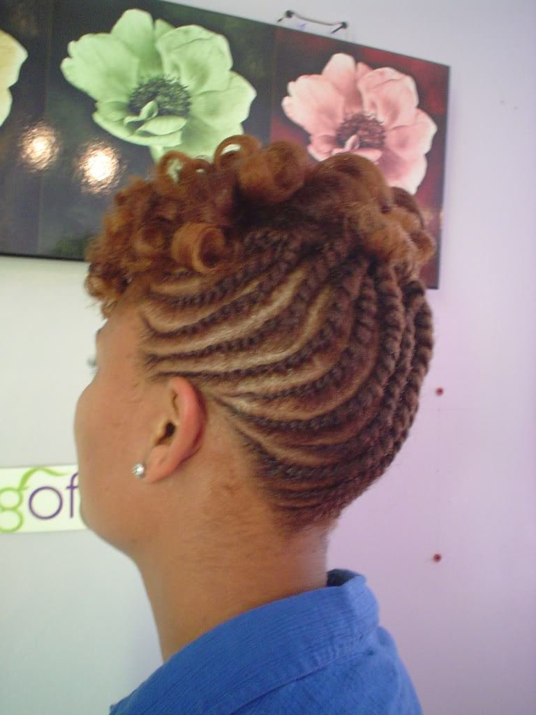 The Best Natural Hair Flat Twist Updo Thirstyroots Com Black Pictures