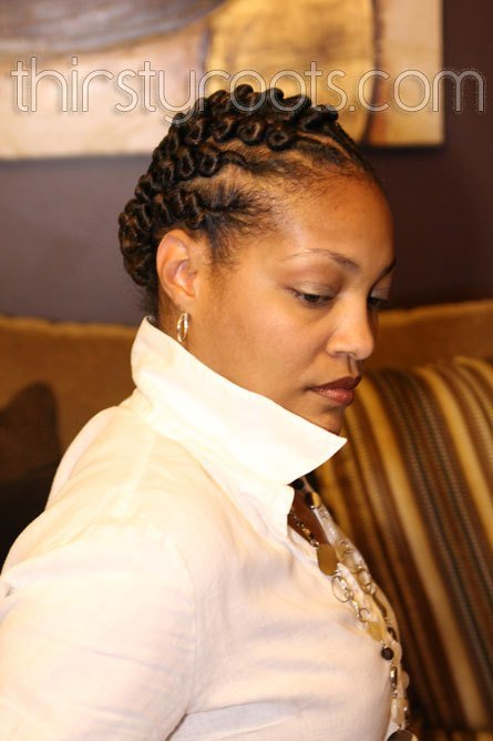 The Best Flat Twist Hairstyle For Black Women Thirstyroots Com Black Hairstyles Pictures