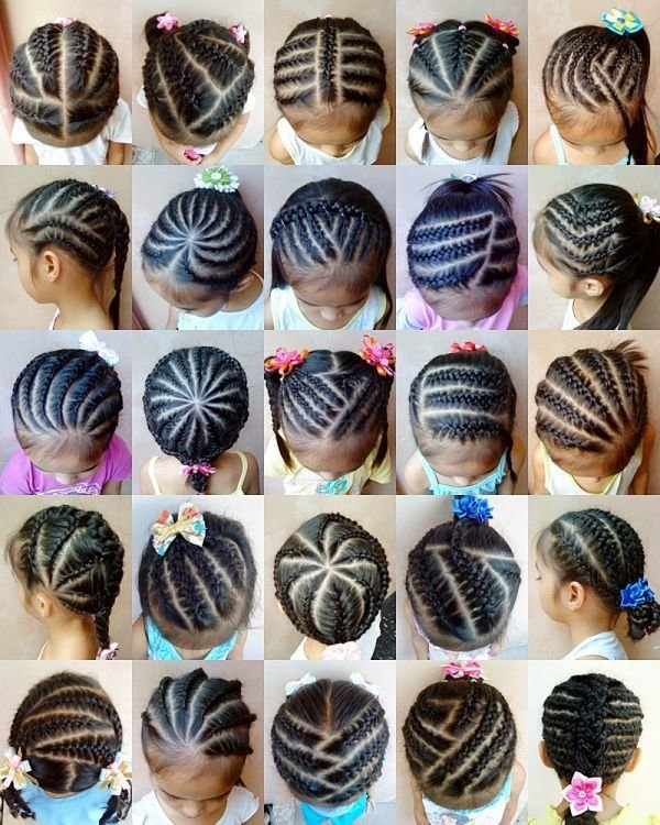 The Best Braids For Kids Nice Hairstyles Pictures