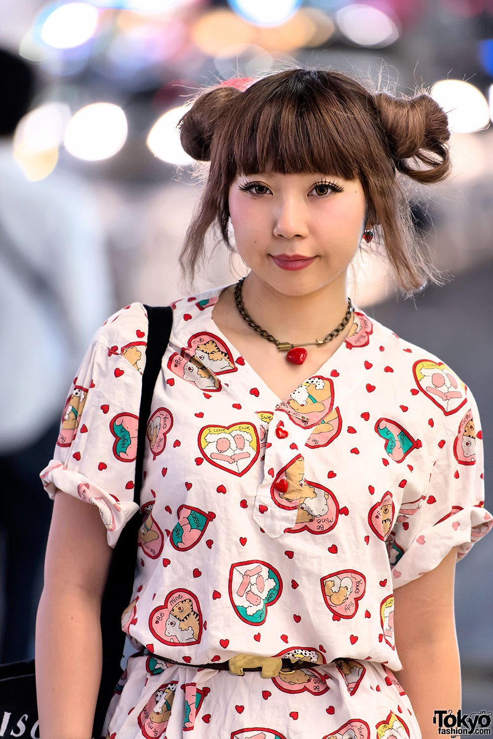 The Best Kawaii Harajuku Street Style W Sp*Nk Creepers Odango Hair Pictures