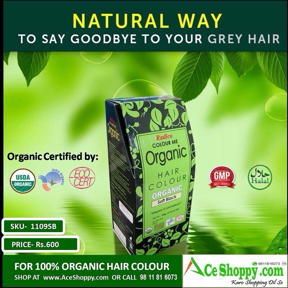 The Best Certified Organic 100 Natural Hair Color Pictures