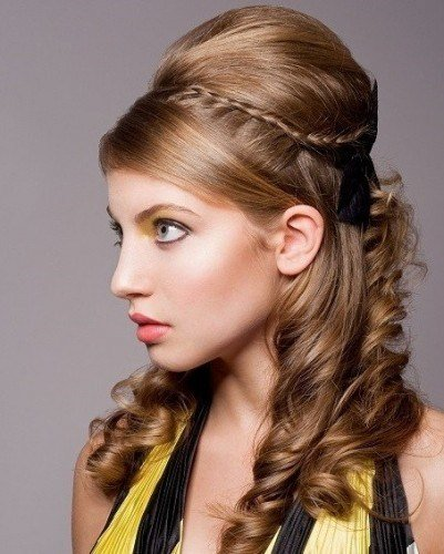 The Best Pakistani Best Hairstyle For Girls 2016 Pictures