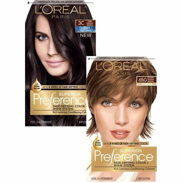 The Best L'oréal Preference Hair Color Walgreens Shoplocal Pictures
