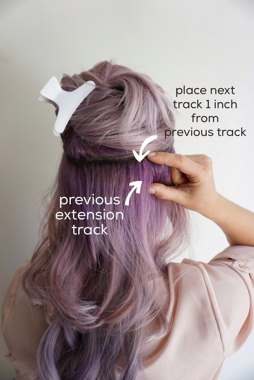 The Best Tips For Applying Clip In Hair Extensions Cute Girls Pictures