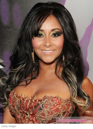 The Best Pictures Snooki Hairstyles Snooki S Hairstyle At The Pictures