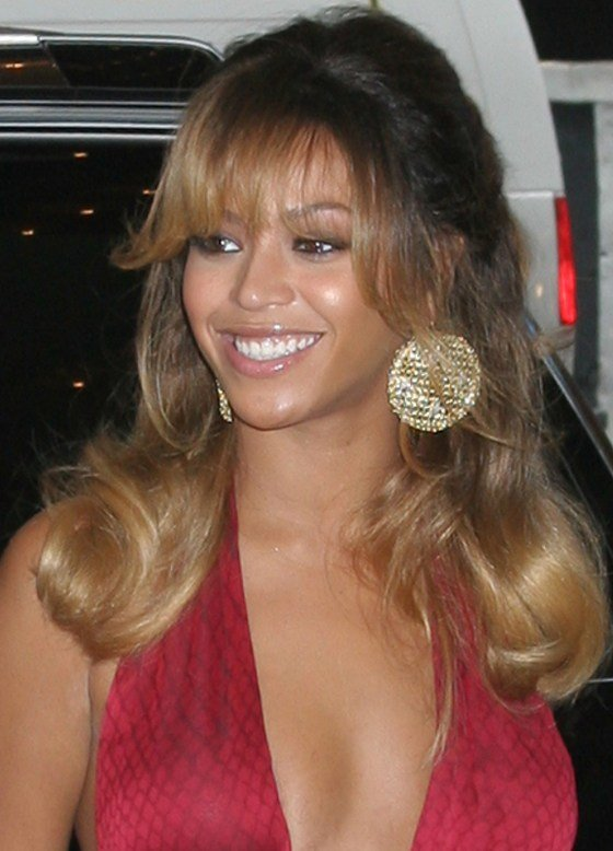 The Best Pictures Beyonce S Hair Style Evolution Beyonce Wispy Pictures