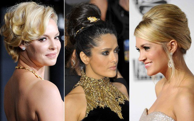 The Best Pictures Hairstyles That Make You Look Older Updos Pictures