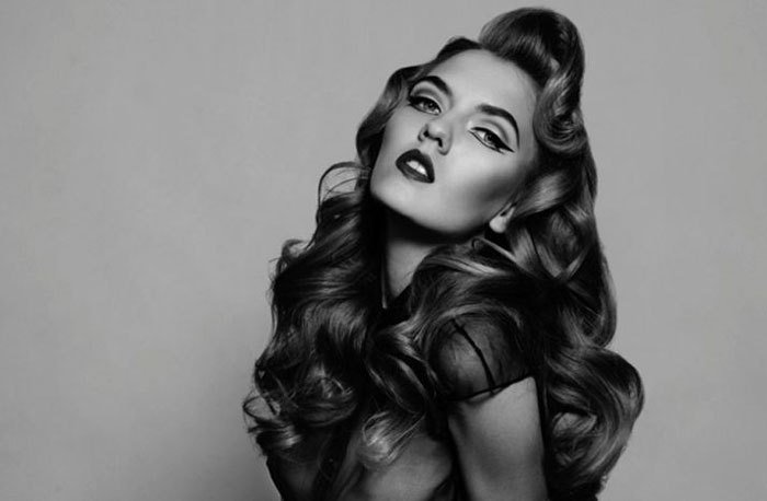 The Best How To Get Perfect Pin Up Curls Pictures