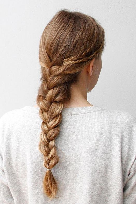 The Best 50 Fabulous French Braid Hairstyles To Diy More Com Pictures