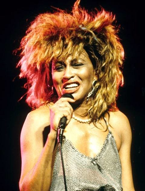 The Best Tina Turner 25 Most Iconic Hairstyles Of All Time Us Pictures