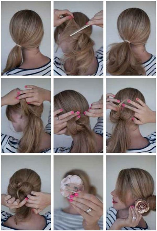 The Best Bun Hairstyles For Your Wedding Day With Detailed Steps Pictures