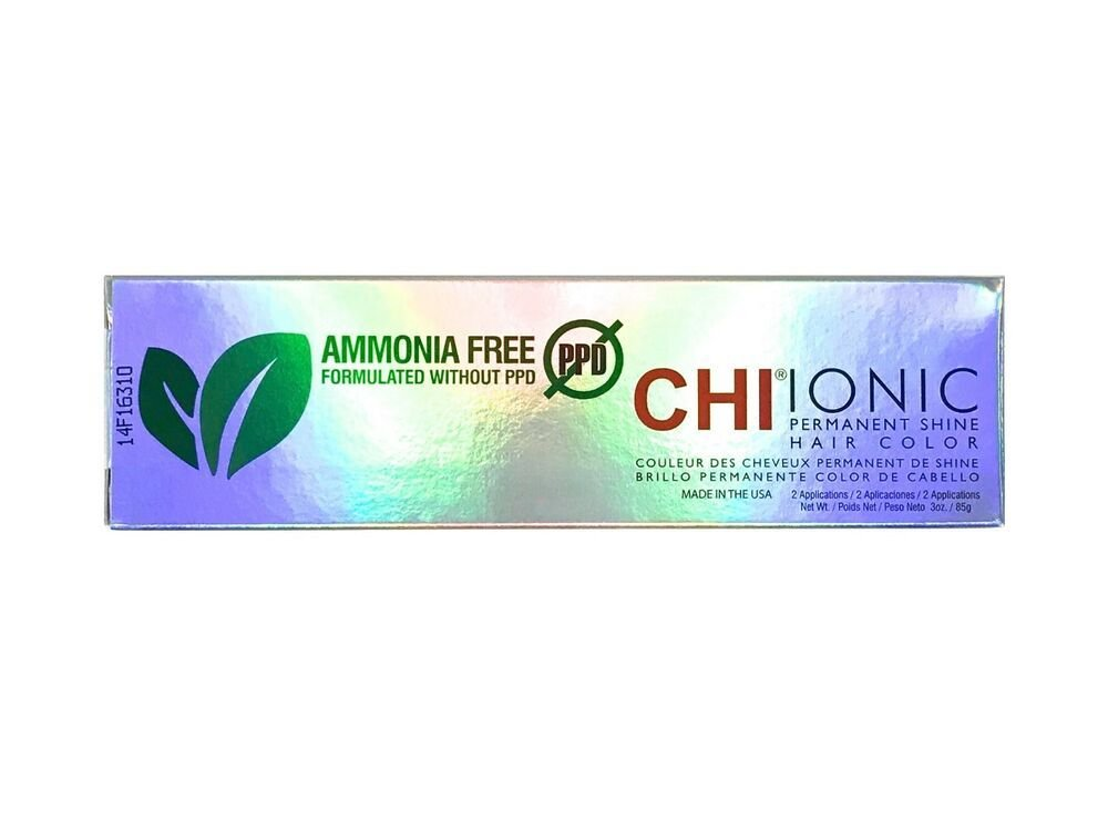 The Best Chi Ionic Permanent Shine Hair Color Ammonia Ppd Free Ebay Pictures