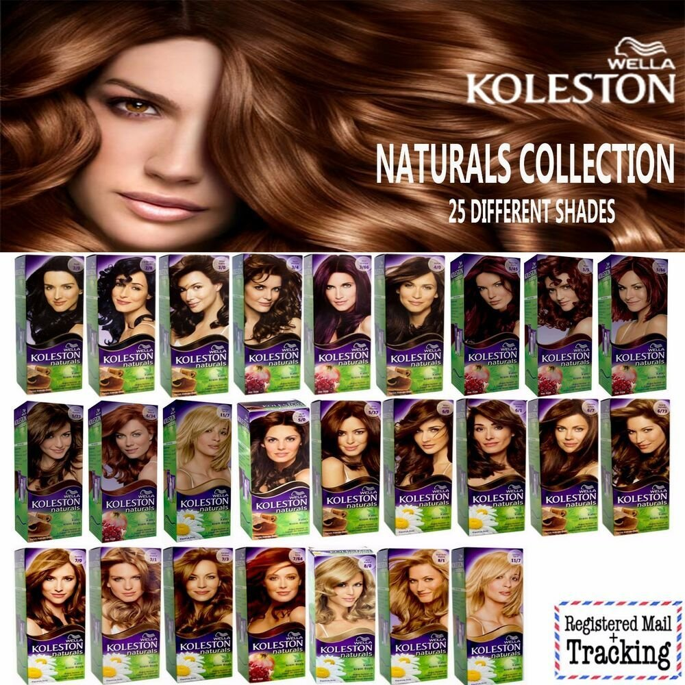 The Best Wella Koleston Naturals Hair Color Kit Collection 25 Pictures