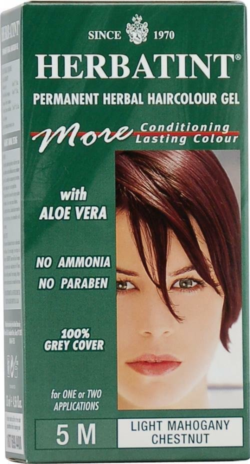 The Best Herbatint Hair Color 5M Light Mahogany Chestnut Ebay Pictures