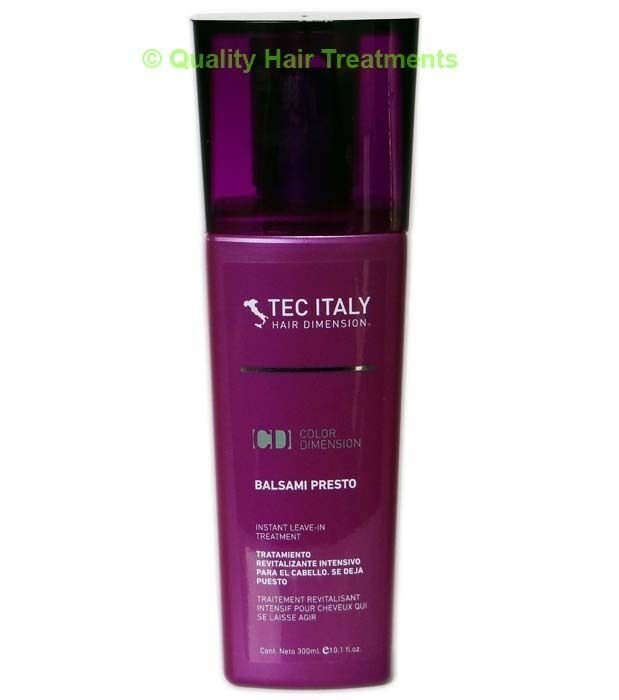 The Best Tec Italy Color Care Balsami Presto Leave In Treatment 10 Pictures