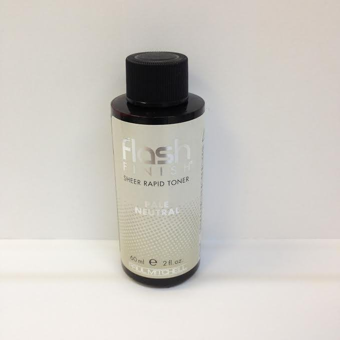 The Best Paul Mitchell Flash Finish Sheer Rapid Toner Translucent Pictures