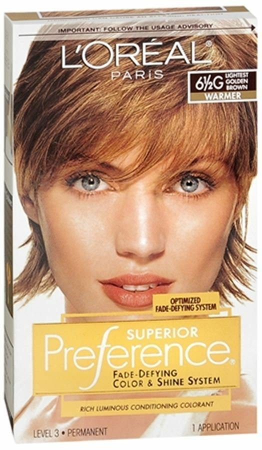 The Best L Oreal Superior Preference 6 1 2G Lightest Golden Brown Pictures