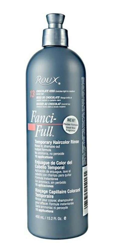 The Best Roux Fanci Full Temporary Color Rinse 13 Chocolate Kiss Pictures
