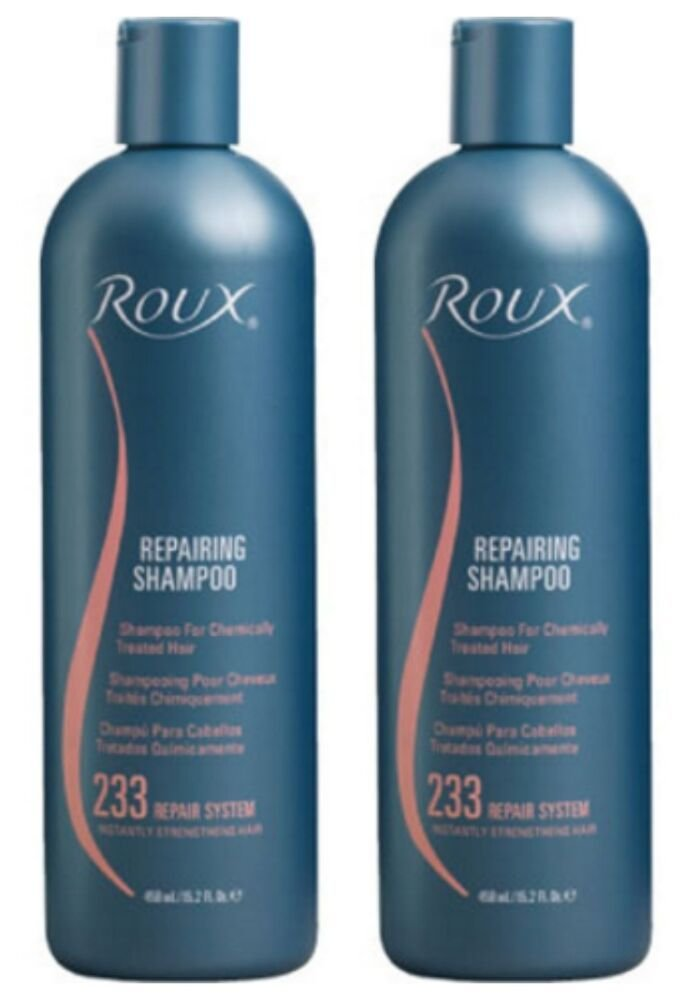 The Best Lot Of 2 Roux Repair Shampoo Or Temporary Hair Color Rinse Pictures