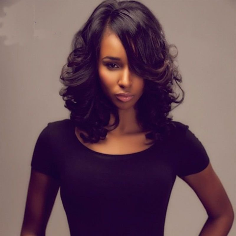 The Best Body Wave Bob Wigs Short Full Lace Wigs With Baby Hair Unprocessed V*Rg*N Hair Ebay Pictures