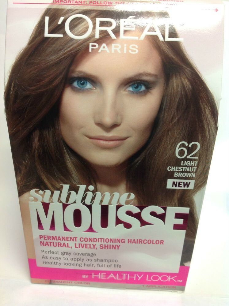 The Best L Oreal Sublime Mousse By Healthy Look Hair Color Light Pictures