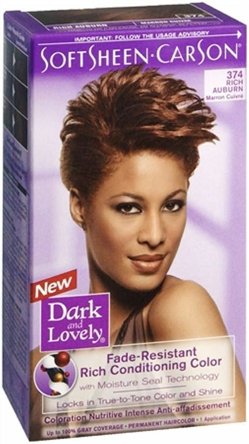 The Best Dark And Lovely Fade Resistant Rich Color No 374 Rich Pictures