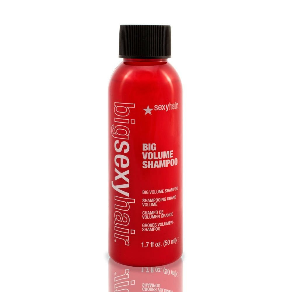 The Best Big S*Xy Hair Volume Shampoo Color Safe Revitalizing Salon Pictures