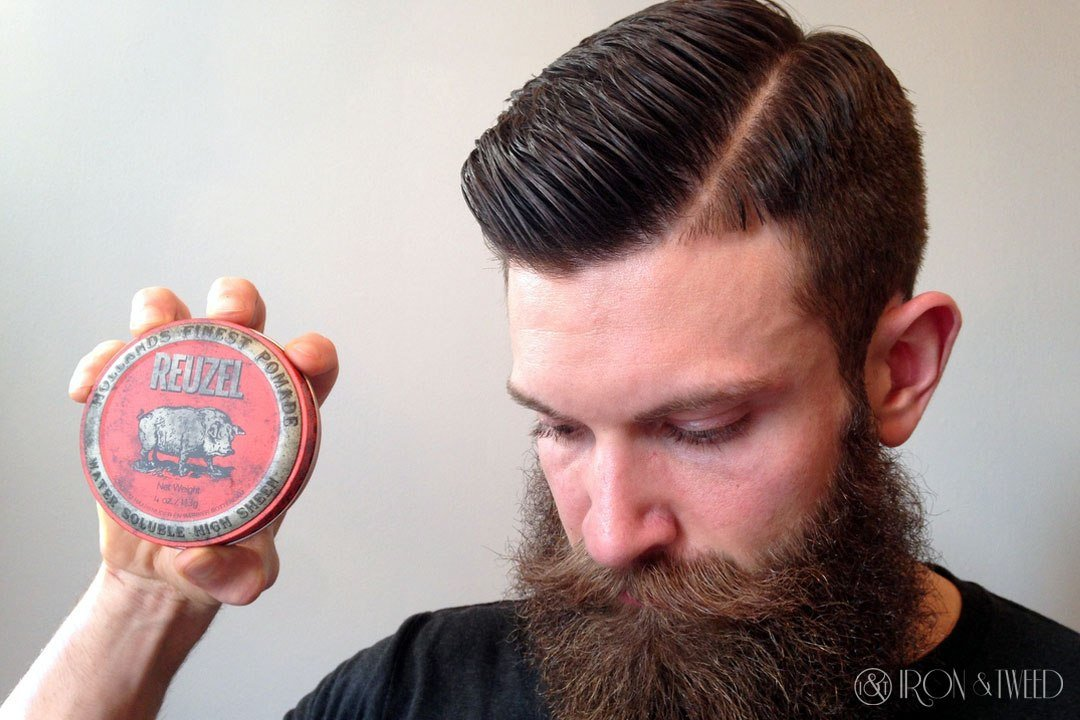 The Best Water Based Pomade Five 10 Options Put To The Test Pictures