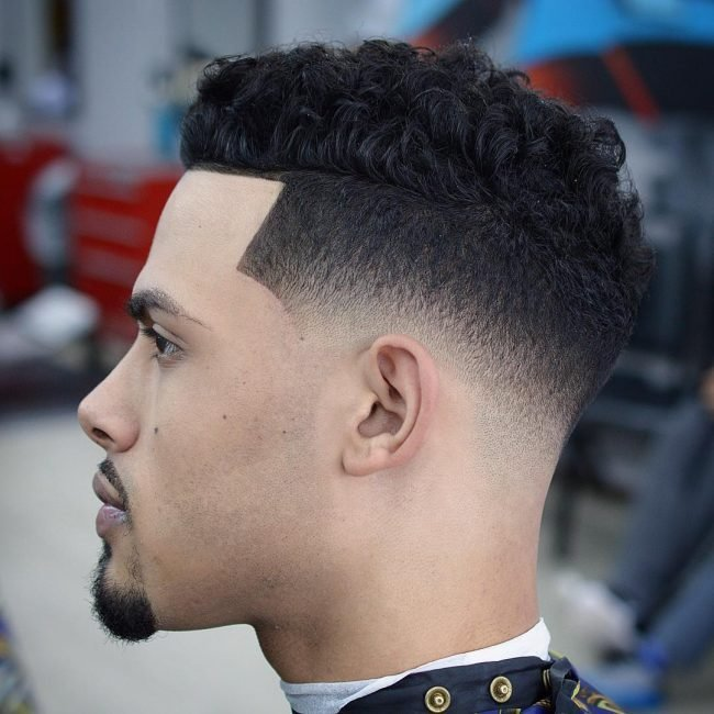 The Best 50 Best Medium Fade Haircuts Amp Up The Style In 2019 Pictures