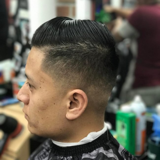 The Best 60 Sizzling Tape Up Haircut Ideas – Get Your Fade In 2019 Pictures