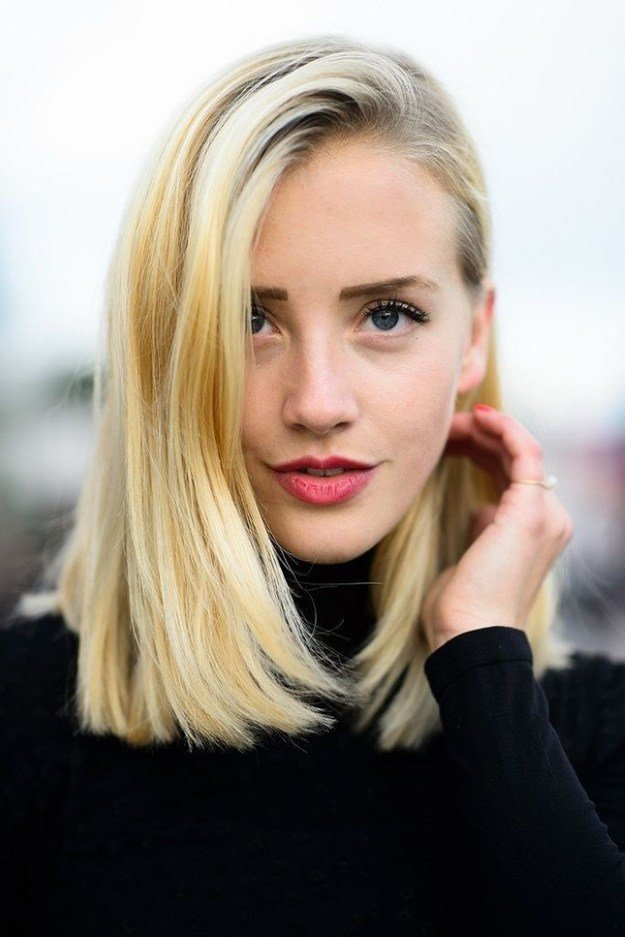 The Best 17 Medium Haircuts To Schedule Your Next Appt For Pictures