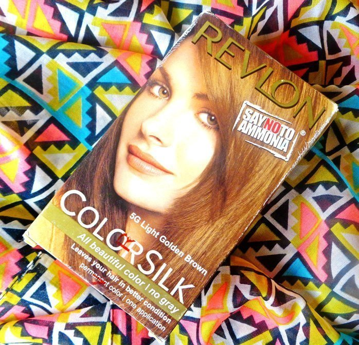 The Best Revlon Colorsilk 5G Light Golden Brown Ammonia Free Hair Color Pictures