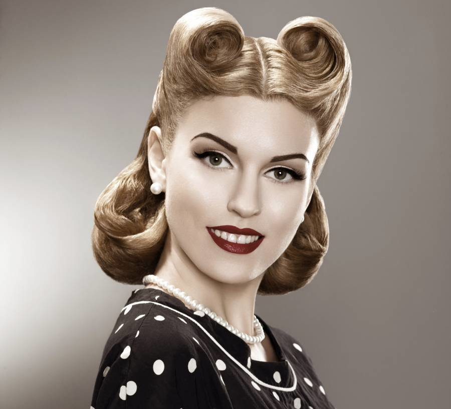 The Best Hairstyles That Defined The Best Of The 1950S Pictures