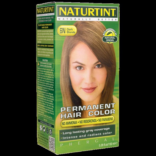 The Best Naturtint Permanent Hair Color 6N Dark Blonde 1 Box Ebay Pictures