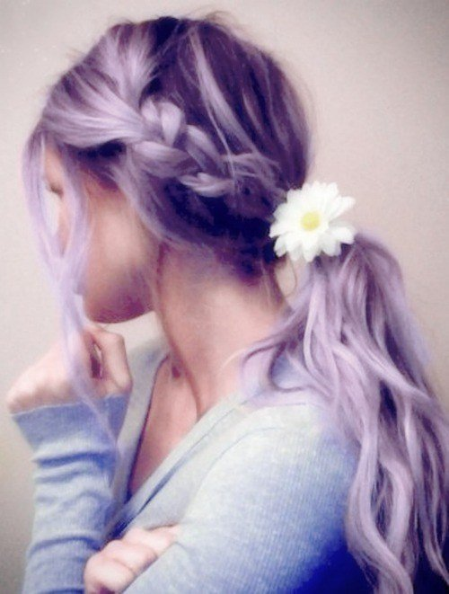 The Best Pastel Lilac Hair On Pinterest Lilac Hair Lavender Hair Pictures