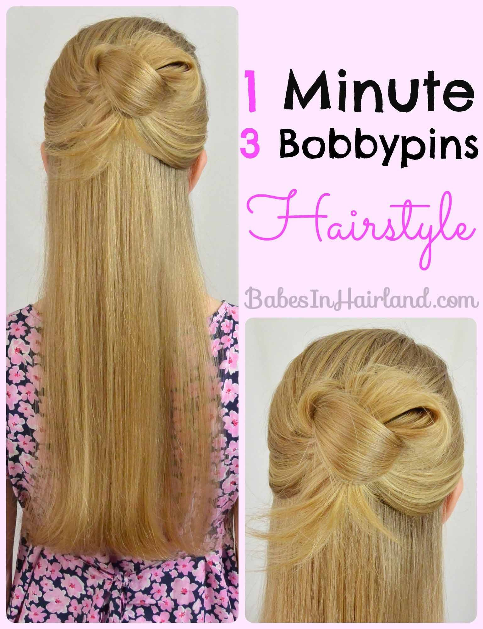 The Best 10 Quick And Easy Back To School Hairstyles B*B*S In Pictures Original 1024 x 768