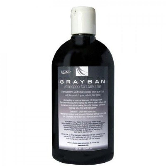 The Best Grayban Shampoo For Dark Hair Pictures