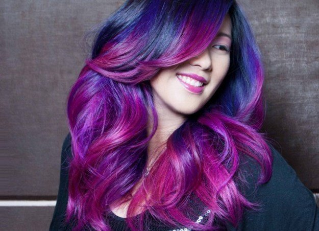 The Best Bold Hair Color Ideas To Inspire Your Next Dye Job Pictures
